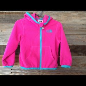 The North Face Pink 12-18 mo Jacket